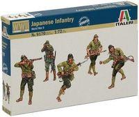 "Набор миниатюр ""Японская пехота"" (масштаб: 1/72)"