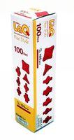 """Конструктор """"LaQ. Free Style 100 Red"""" (100 деталей)"""
