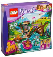 "LEGO Friends ""Спортивный лагерь: сплав по реке"""