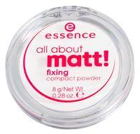 "Компактная пудра для лица ""All about matt! Fixing"""