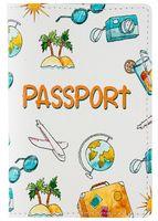 Обложка на паспорт (арт. C1-17-899)