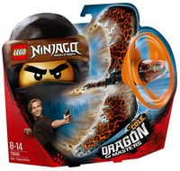"LEGO The Ninjago Movie ""Коул - Мастер дракона"""