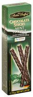"""Конфеты глазированные """"Chocolate Sticks. Peppermint"""" (75 г)"""