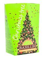 """Чай зеленый листовой """"Basilur. Рождественская ель"""" (85 г)"""