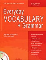 Everyday Vocabulery + Grammar: For Intermediate Students (+ CD)