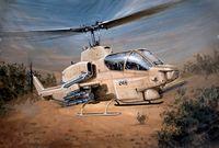 "Вертолет ""AH-1W SUPER COBRA"" (масштаб: 1/48)"