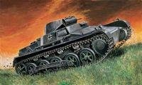 """Легкий танк """"PZ.KPFW I AUSF. B"""" (масштаб: 1/72)"""