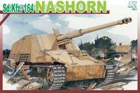 """САУ """"Sd.Kfz.164 Nashorn"""" (масштаб: 1/72)"""