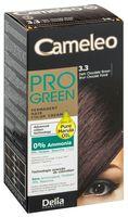 """Краска для волос """"Cameleo Pro Green"""" (тон: 3.3, темный шоколад)"""