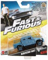"Модель машины ""Fast&Furios. Navistar MXT"" (масштаб: 1/55)"