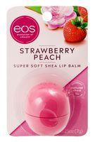 """Бальзам для губ """"EOS. Strawberry Peach"""""""