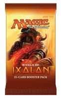 "Бустер ""Magic the Gathering. Rivals of Ixalan"" (15 карт)"