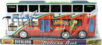 """Автобус инерционный """"Deluxe Bus"""""""