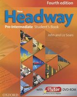 New Headway. Pre-Intermediate. Student`s Book (+ DVD)