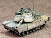 """Танк """"Abrams M1 A1 HI-DETAILS KIT"""" (масштаб: 1/35)"""