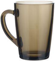 Кружка стеклянная (320 мл; арт. H9149)