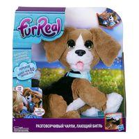 """Мягкая интерактивная игрушка """"Говорящий щенок Чарли"""" (30 см)"""