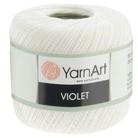 YarnArt. Violet №3 (50 г; 282 м)