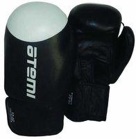 Перчатки боксёрские LTB19009 (8 унций; чёрно-белые)