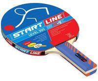 """Ракетка для настольного тенниса """"Level 300"""" (прямая; арт. 60412)"""