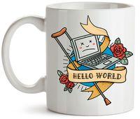 "Кружка ""Hello World"""