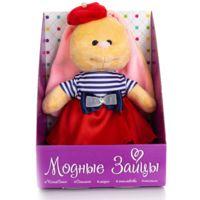 """Мягкая игрушка """"Заяц Катя"""" (28 см; арт 21.175.5)"""