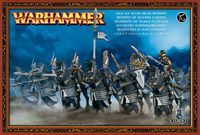 "Набор миниатюр ""Warhammer FB. High Elf Silver Helms"" (87-09)"