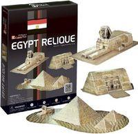 """Сборная модель из картона """"Египетские пирамиды"""""""