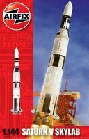 """Орбитальная станция """"Saturn V Skylab"""" (масштаб: 1/144)"""