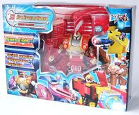 """Робот-трансформер """"Warrior. Титан"""""""