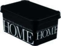 """Коробка для хранения """"Home"""" (29,5х19,5х13,5 см)"""