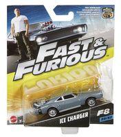 "Модель машины ""Fast&Furios. Ice Charger"" (масштаб: 1/55)"