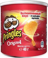 """Чипсы картофельные """"Pringles"""" (40 г)"""