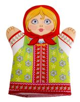 "Мягкая игрушка на руку ""Маша"" (32 см)"