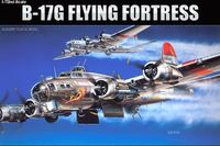 Самолет B-17G (масштаб: 1/72)