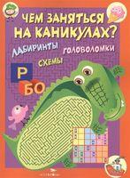 Лабиринты, головоломки,схемы. Выпуск 2
