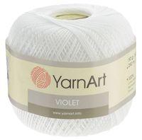 YarnArt. Violet №1000 (50 г; 282 м)