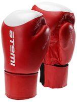 Перчатки боксёрские LTB19009 (14 унций; красно-белые/мишень)
