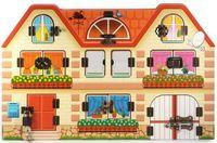 """Бизиборд """"Дом, в котором мы живем"""""""