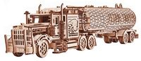 """Сборная деревянная модель """"Тягач Биг Риг. Цистерна"""""""