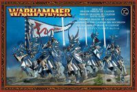 "Набор миниатюр ""Warhammer FB. High Elf Dragon Princes of Caledor"" (87-12)"