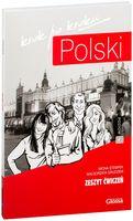 Polski krok po kroku 1. Zeszyt ćwiczeń (+ CD)