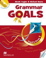 Grammar Goals. Pupil`s Book 1 (+ CD)