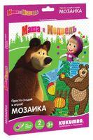 """Мозаика """"Маша и медведь"""" (арт. 0092013)"""