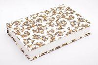 """Подарочная коробка """"Traditional. Florentine Style"""" (18х23,5х3,5 см; черные элементы)"""
