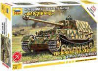 """Сборная модель """"Немецкий истребитель танков """"Фердинанд"""" Sd.Kfz.184"""" (масштаб: 1/72)"""
