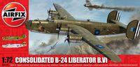 "Бомбардировщик ""Consolidated B-24 Liberator B.VI"" (масштаб: 1/72)"