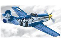 Американский истребитель Мустанг P-51 Д-15 (масштаб: 1/48)