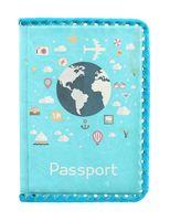 Обложка на паспорт (арт. КГОп-05-384)