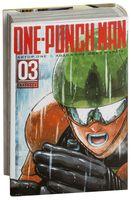 One-Punch Man 03. Падать и блистать & Великое пророчество